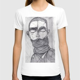 Alisa Ahmann by Txema Yeste - Artist: Leon 47 ( Leon XLVII ) T-shirt