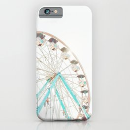 Ferris Wheel Abstract iPhone Case