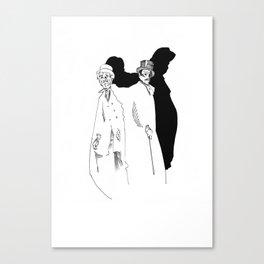 Hyde Canvas Print