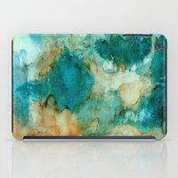 waterfall iPad Cases featuring Waterfall by Rosie Brown