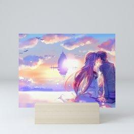Sword Art Online - Asuna Mini Art Print