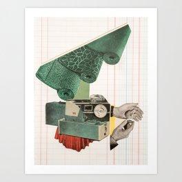 No. 5 Art Print
