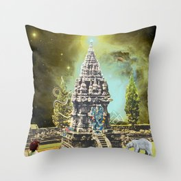 Path to Ascension Throw Pillow