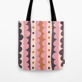 Rick Rack Candy Tote Bag