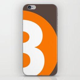 3 or 8? iPhone Skin