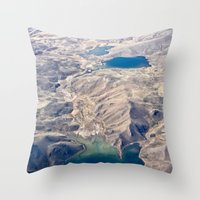 peru Throw Pillows featuring Sierra Peru by Tatiana Kiseleva