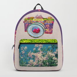 FLORAL CAN0N Backpack