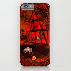 The Halloween Party. Slim Case iPhone 6s
