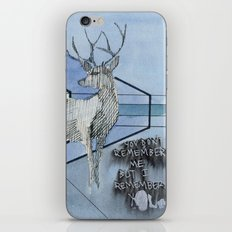 you don't I do iPhone & iPod Skin