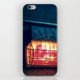 Tunnel Light - Retro iPhone Skin