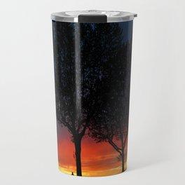 Colours of the night Travel Mug