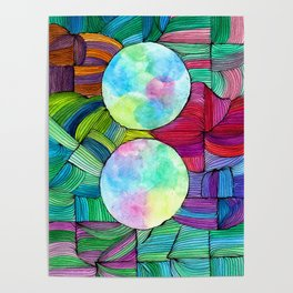 Exotic Forest Poster