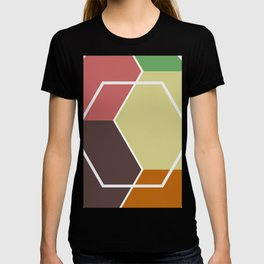 Earthen Angles T-shirt