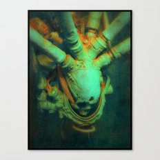 Hypersleep Canvas Print