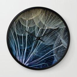 umbrellas Wall Clock