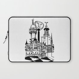 STHLM Silhouettes Laptop Sleeve