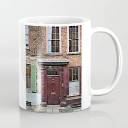 London England Architecture. Jack The Ripper Neighborhood. Coffee Mug