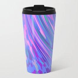 BLUE SAFARI FLOW Travel Mug