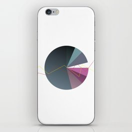 Stadistic Series II iPhone Skin