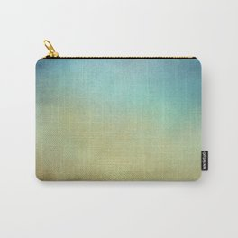 Beachy Ombre Carry-All Pouch
