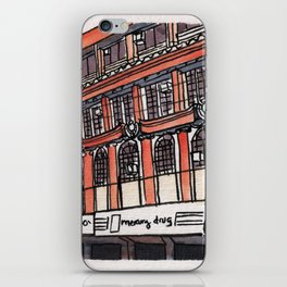 Philippines : Calvo Building iPhone Skin
