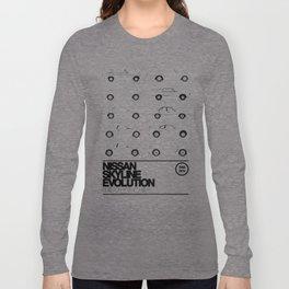 Skyline History  Long Sleeve T-shirt