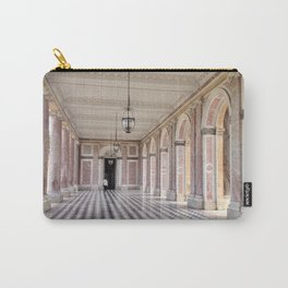 Pretty in Pink - The Grand Trianon at the Palace of Versailles Carry-All Pouch