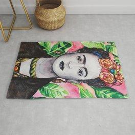 Frida Khalo Rug