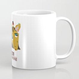 Stylish giraffe Coffee Mug