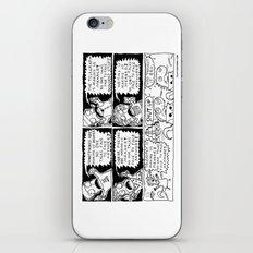 Communication Breakdown iPhone & iPod Skin