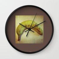 bender Wall Clocks featuring Bender Bending Backwards by Stephan Brusche