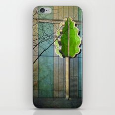 The Modernist Tree iPhone & iPod Skin
