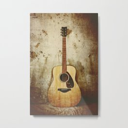 Dreams Are Written Here Metal Print