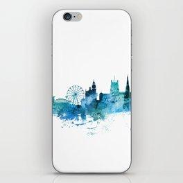 Sheffield England Skyline iPhone Skin