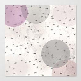 Lightdots Canvas Print