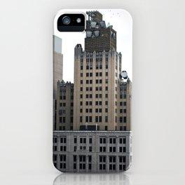 City Scape iPhone Case