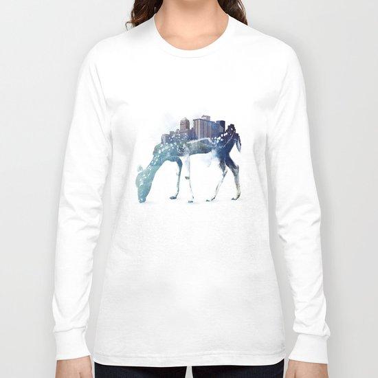 City Deer Long Sleeve T-shirt
