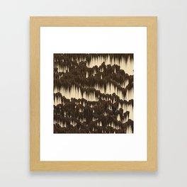 Invasive Species (Florida) Framed Art Print