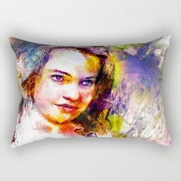 Brasilia AM Rectangular Pillow