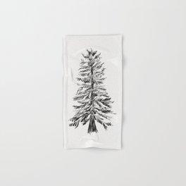 Cedar Tree Hand & Bath Towel