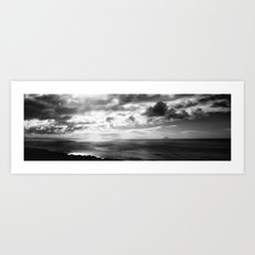 The Firth of Clyde Art Print