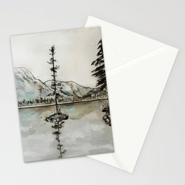 Old Pine IV Stationery Cards