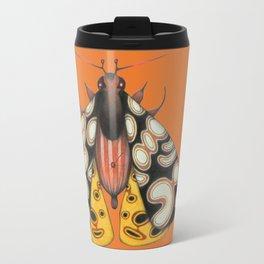 moth (ORIGINAL SOLD). Travel Mug