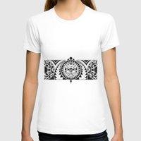 maori T-shirts featuring Maori by Reiv