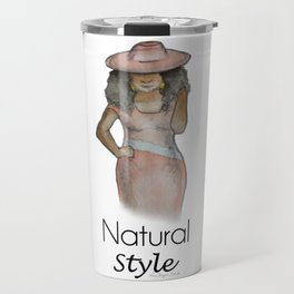 Natural Style Travel Mug