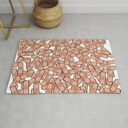 Bandage - Healing Power - On the Mend Rug