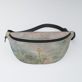 Flowers for Days Fanny Pack