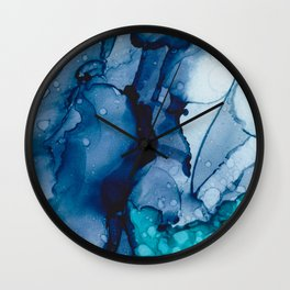 Ink no10 Wall Clock