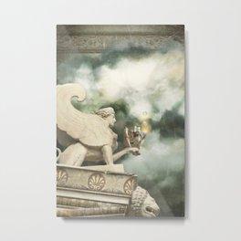 Baudelaire  Metal Print