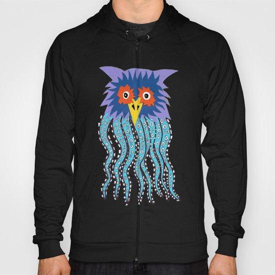the owl of cthulu Hoody